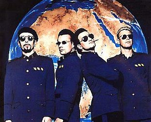 U2'S ZOOROPA TOUR (1993): A report from the frontline when TV comes to town