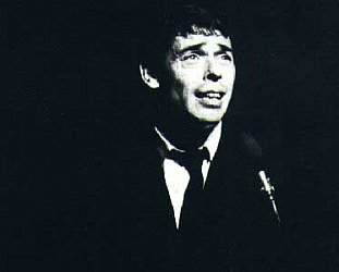 JACQUES BREL PROFILED: Seasons in, and out of, the sun