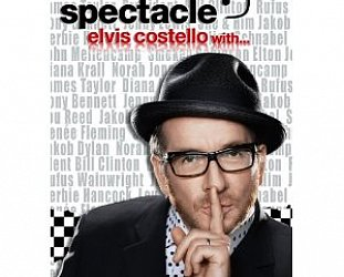 ELVIS COSTELLO: SPECTACLE, SEASON ONE (Ovation/Southbound DVD set)