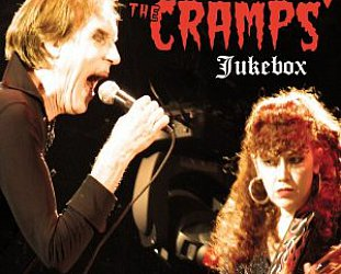 Various artists: The Cramps' Jukebox (Chrome Dreams/Triton)