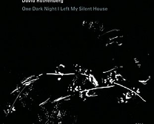 BEST OF ELSEWHERE 2010 Marilyn Crispell and David Rothenberg: One Dark Night I Left My Silent House (ECM/Ode)