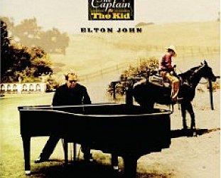 Elton John: The Captain and the Kid (Mercury)