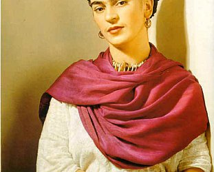 FRIDA KAHLO (1907-54), THE ARTIST AS SUBJECT: The pain and passion