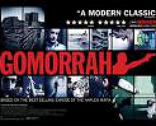 GOMORRAH, a film by MATTEO GARRONE (Madman DVD, 2009)