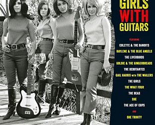 Various Artists: Girls With Guitars (Ace/Border)