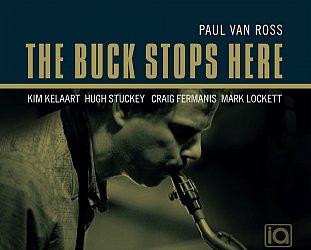 Paul Van Ross: The Buck Stops Here (IA/Rattle)