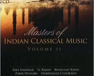 Various: Masters of Indian Classical Music Vol II (Arc)