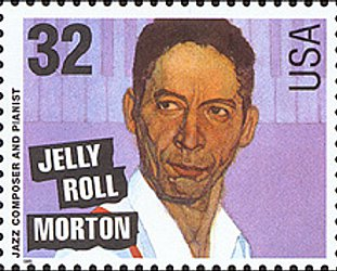 Jelly Roll Morton: I'm Alabama Bound (date unknown)