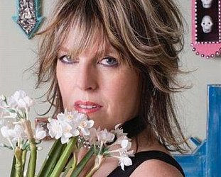 LUCINDA WILLIAMS INTERVIEWED (2007): Out of the Blue