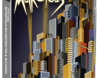 METROPOLIS; RECONSTRUCTED AND RESTORED, a film by FRITZ LANG (Madman DVD)
