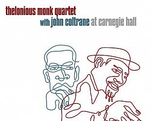 THELONIOUS MONK AND JOHN COLTRANE IN 1957: Genius loves company