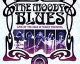 The Moody Blues: Live at the Isle of Wight Festival 1970 (Shock)