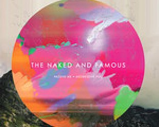 BEST OF ELSEWHERE 2010 The Naked and Famous: Passive Me Aggressive You (Somewhat Damaged)