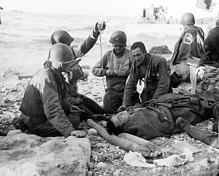Nat King Cole: D-Day (1944)