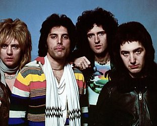 QUEEN; FROM RAGS TO RHAPSODY a band-sanctioned doco. Director uncredited