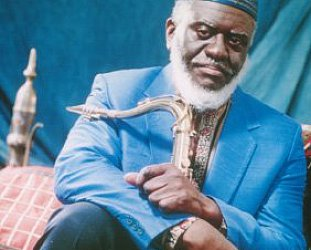 PHAROAH SANDERS INTERVIEWED (2004): Creative man without a masterplan