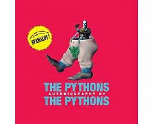 THE MONTY PYTHON AUTOBIOGRAPHY by THE PYTHONS(2003)