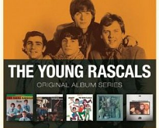 THE BARGAIN BUY: The Young Rascals; Original Album Series
