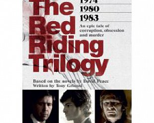 THE RED RIDING TRILOGY based on the novels by DAVID PEACE (Madman DVD)