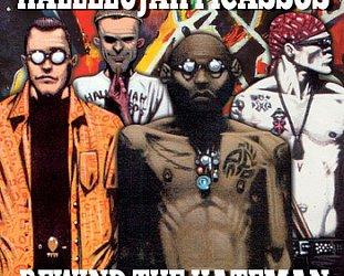 Hallelujah Picassos: Rewind the Hateman (HP/Rhythmethod)