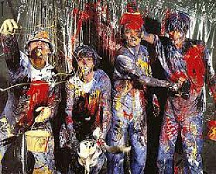 THE STONE ROSES (2013): Here, for the first time, the second coming