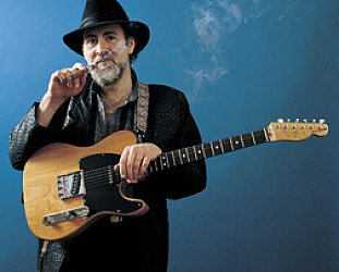 WE NEED TO TALK ABOUT . . . ROY BUCHANAN: The Messiah who isn't coming back