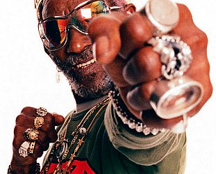 LEE SCRATCH PERRY IN THE 90s: Getting dub'n'reggae through time tuff