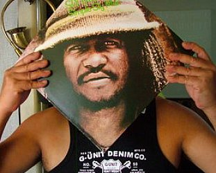 SLY DUNBAR INTERVIEWED (2003): Pull up to the drummer, baby
