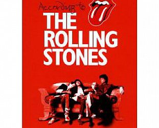 ACCORDING TO THE ROLLING STONES edited by DORA LOEWENSTEIN AND PHILIP DODD (2003): Voices off . . .