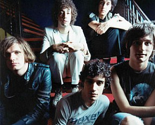 THE STROKES (2001): The future, the past or just passing through?