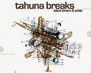 Tahuna Breaks: Black Brown and White (Chocolate)