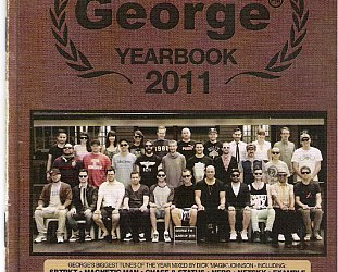 Various artists: George Yearbook 2011 (Frequency)
