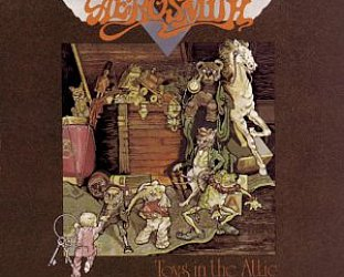 THE BARGAIN BUY: Aerosmith; Toys in the Attic (Sony)