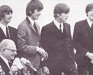 THE BEATLES INVADE AUCKLAND, JUNE 1964