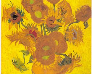 VINCENT VAN GOGH; PAINTED WITH WORDS, a film by ANDREW HUTTON