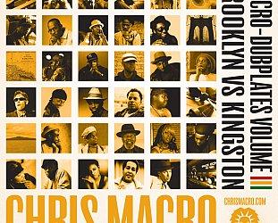 Chris Macro: Macro-Dubplates Vol III; Brooklyn vs Kingston (chrismacro.com)