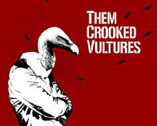 Them Crooked Vultures: Them Crooked Vultures (Sony)