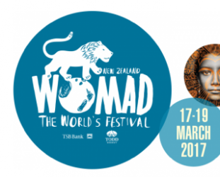 THE DAY LINE-UP FOR WOMAD 2017