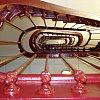 Inside the Hotel Lyon Mulhouse in Paris, near L'Opera.