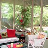 The beautiful back-porch of On The Bayou in Breaux Bridge, Louisiana, the heart of cajun country. Frogs and bayou instead of a lawn. There is a chapter about Breaux Bridge in Postcards From Elsewhere, one that was much favoured by reviewers.