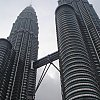 The Petronas Twin Towers in Kuala Lumpur, the first piece of great 21st century architecture?