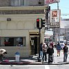 The famous 21 Club in San Francisco's Tenderloin District. See Encounters in Elsewhere.