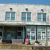Ground Zero blues club in Clarksdale, Mississippi. Se TRavelling Riverside Blues in Travels in Elsewhere