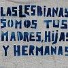 Stencil art in Buenos Aires