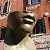 Odd juxtapositions, Venice, 2005