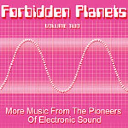 Various Artists: Forbidden Planets Vol 2 (Chrome Dreams/Triton)