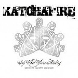 Katchafire: Say What You're Thinking (EMI CD/DVD Edition)