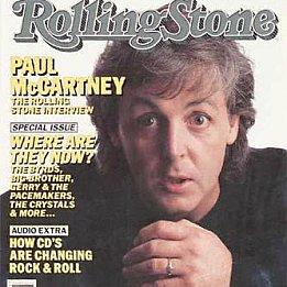 PAUL McCARTNEY SOLO CAREER PART 2, 1980-90: Adrift in the Eighties