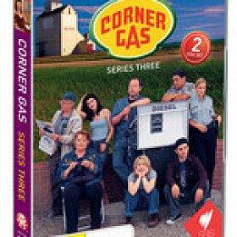 CORNER GAS; SEASON THREE (Madman DVD)