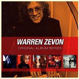 THE BARGAIN BUY: Warren Zevon; The Original Album Series (Rhino)
